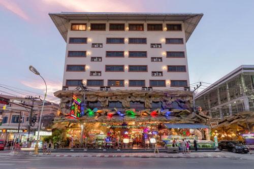 Offerte Thailandia: Phuket Patong Beach Tiger Inn 7 notti