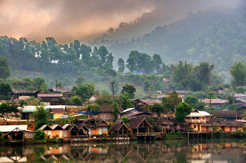 Tour Thailandia: I Villaggi del Nord, 5 giorni / 4 notti