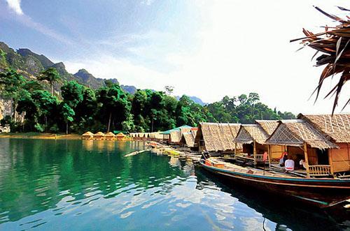 Tour Thailandia: Khao Sok e Cheow Lan Lake, 3 giorni / 2 notti