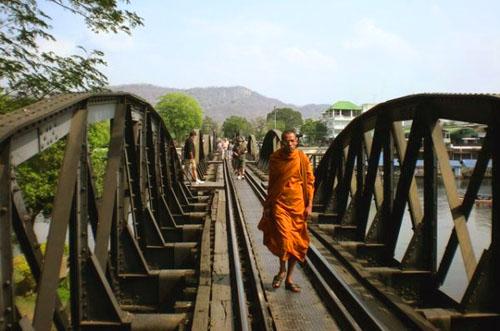 Tour Thailandia: Il Fiume Kwai, 3 giorni / 2 notti