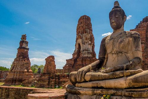 Tour Thailandia Le Antiche Capitali del Siam 6 giorni 5 notti