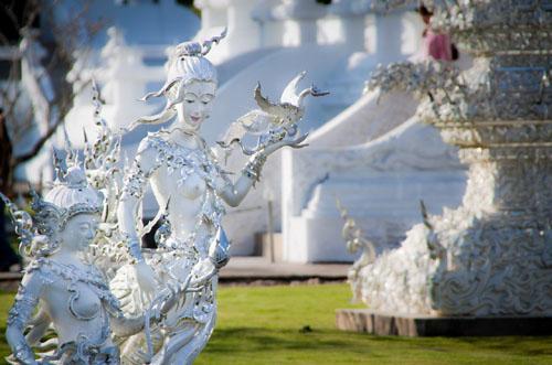 Tour Thailandia: Chiang Mai e Chiang Rai, 4 giorni / 3 notti
