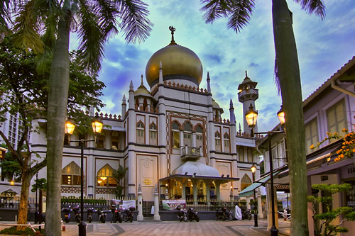 Kampong Glam Mosque