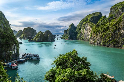 Vietnam quando andare - Ha Long Bay