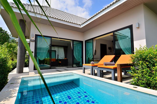 Offerte Thailandia: Chaweng Noi Pool Villa 7 notti
