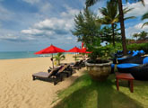 Ramada Khaolak - the beach