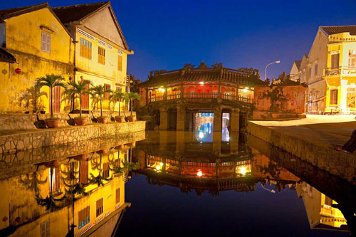 Hoi An il Ponte Giapponese